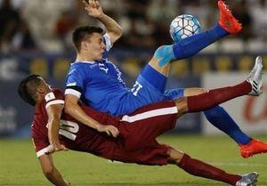 پیروزی خانگی ازبکستان برابر قطر