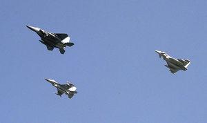 عزیمت جنگندههای اف-16 آمریکا به افغانستان