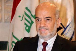 ابراهیم جعفری: عراق سیاستهای ضد ایرانی آمریکا را نمیپذیرد