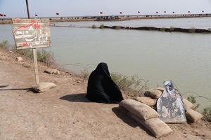 پلی که صدام در آرزوی گذر از آن ماند + عکس