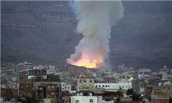 ۹ کشته بر اثر بمباران چندین استان یمن
