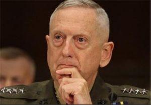 وزیر دفاع آمریکا، ایران را به حمایت از تروریسم متهم کرد