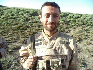 شهید حسین مشتاقی صابرین