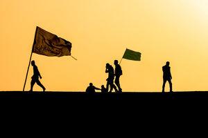 عکس/ نهرخین مقتل شهدای غواص کربلای۴
