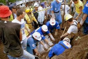 رانش زمین در کلمبیا 24 کشته برجا گذاشت