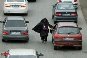 کوچ آخر سال متکدیان به اصفهان