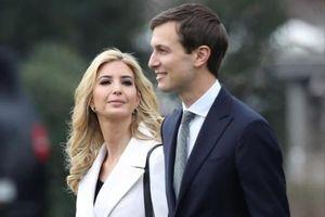 دختر و داماد ترامپ