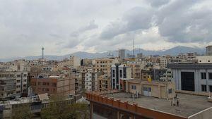 عکس/ هوای پاک تهران در روز طبیعت