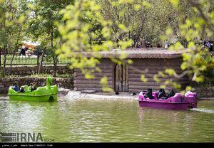 عکس/ روز طبیعت در شیراز