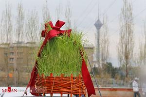 عکس/ روز طبیعت در تهران