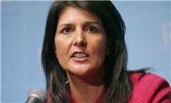 ادعای ضد ایرانی نماینده آمریکا در سازمان ملل