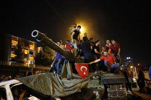 بررسی نقش «محمد دحلان» در کودتای ترکیه
