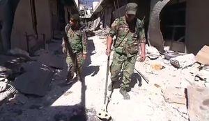 تروریست های سوری