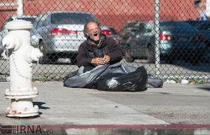 افزایش بیسابقه گرسنگی و بیخانمانی در آمریکا