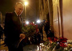 پیامدهای حمله تروریستی سن پترزبورگ برای روسیه