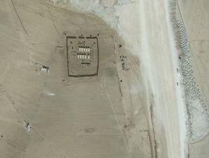 احداث بیسر و صدای فرودگاه نظامی آمریکا در شمال سوریه + تصاویر ماهوارهای