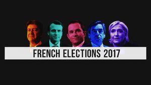آغاز دور دوم انتخابات ریاستجمهوری فرانسه