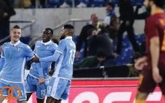 صعود لاتزیو به فینال جام حذفی ایتالیا