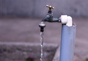 کاهش سهم مردم در پرداخت قیمت آب و رشد سهم یارانهها +نمودار
