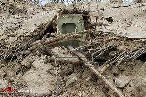 وقتی زلزله را با بمباران اشتباه گرفتم