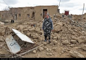 افزایش مجروحان زلزله ی مشهد به 34 نفر