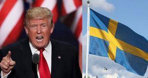 چرا ترامپ با سوئدیها مشکل دارد؟