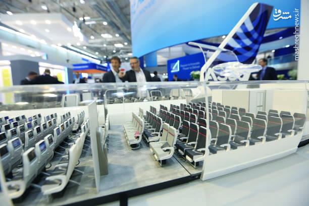 نمایشگاه بین المللی صنعت داخلی هواپیما در هامبورگ