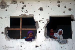 عکس/ انفجار در پایتخت سومالی