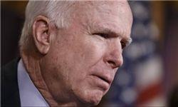 مککین: اگر راهبرد درستی نداشته باشیم، ایران ما را از خاورمیانه اخراج میکند