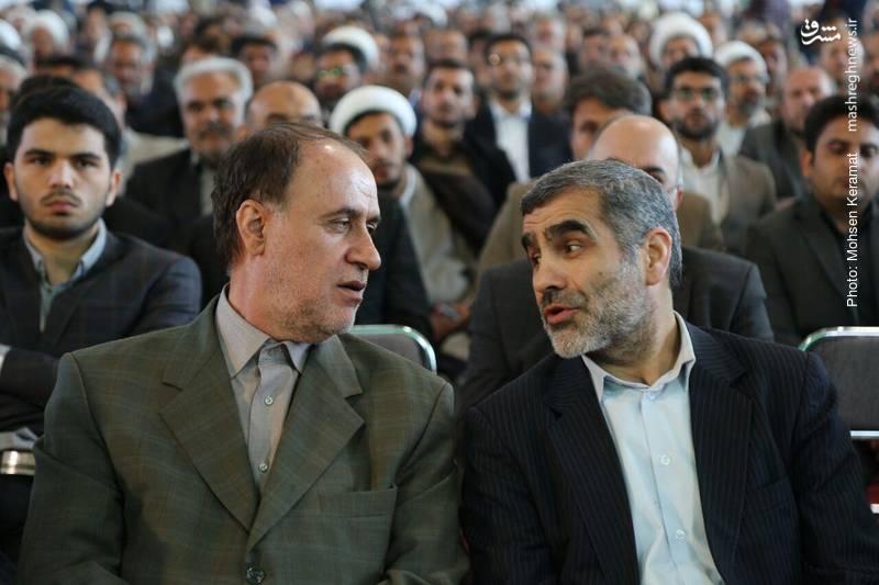 علی نیکزاد - حمیدرضا حاجی بابایی