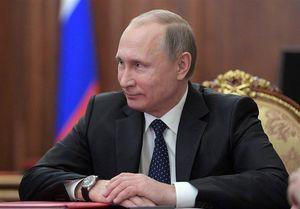 تلاش پوتین برای آغاز مثبت روابط با پاریس