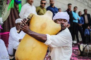 عکس/ جشنواره ازدواج آسان جوانان عسلویه