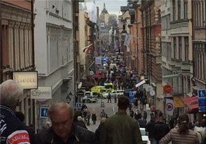 نگرانی مقامات اروپایی از حادثه تروریستی سوئد