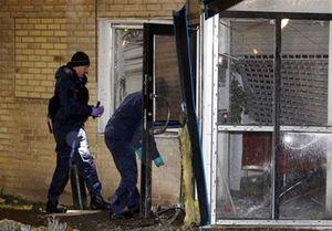 محاکمه عامل آتش سوزی حسینیه شیعیان سوئد