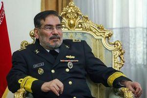 شمخانی: توان موشکی ایران در راستای بازدارندگی است