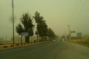 آخرین وضعیت گرد و غبار در 4 استان کشور