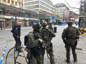 پلیس تصویر فرد مظنون به حمله استکهلم را منتشر کرد +عکس