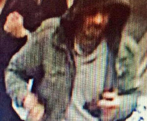 عکس/ مظنون اصلی حمله تروریستی در سوئد