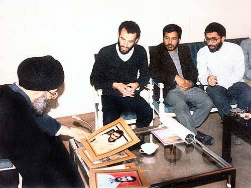 سازندگان روایت فتح در دیدار با رهبری