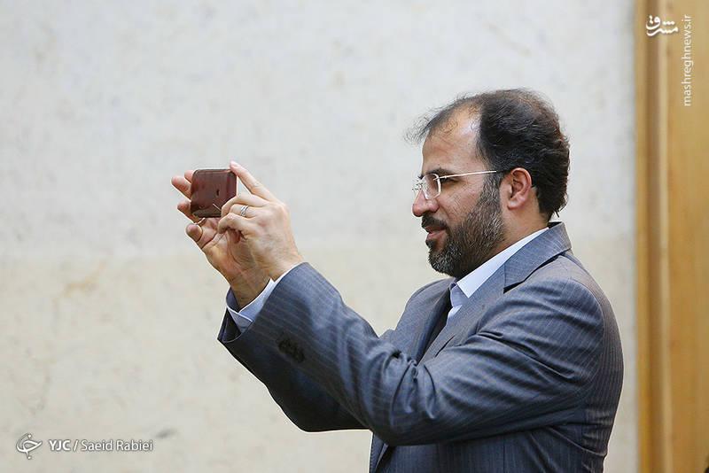دلجویی خبرنگاران صداوسیما از خبرنگار باشگاه خبرنگاران جوان