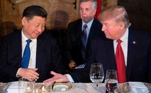 اظهار رضایت ترامپ از گفتوگو با رئیسجمهور چین