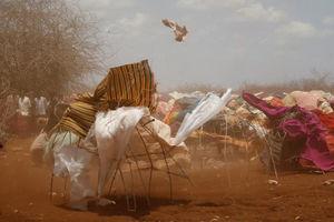 مشاهدات عینی از خشکسالی وحشتناک سومالی+ فیلم