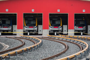 زمان بهرهبرداری از خط 7 مترو