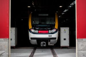افتتاح پایانه خط ۴ مترو تهران