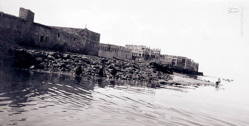بندر بوشهر در سال 1299