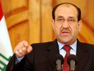 هشدار نوری مالکی درباره نفوذ در عراق
