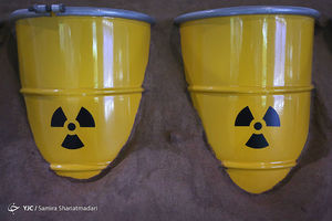 عکس/ افتتاح بخش دستاوردهای هسته ای موزه دفاع مقدس