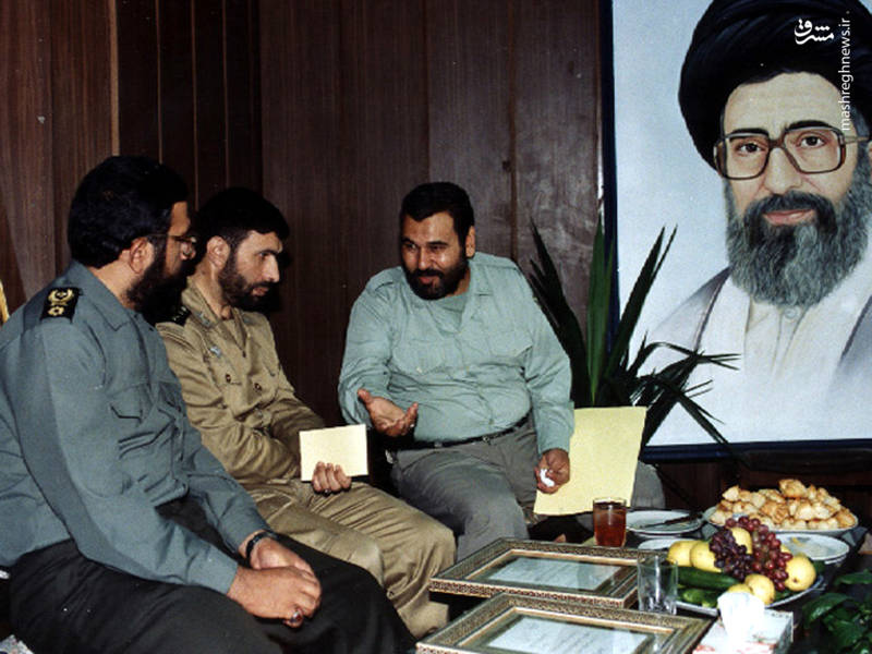 پاسداشت سالگشت شهادت سپهبد علی صیاد شیرازی