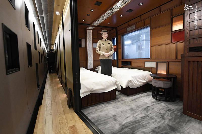 ترن سوئیت شیکی - شیما «Train Suite Shiki-Shima»
