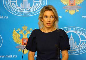 انتقاد روسیه از تیم انتخاباتی ماکرون
